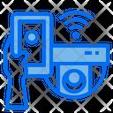 Security Camera Smartphone Mobile Icon