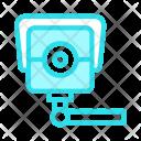 Camera Video Cctv Icon