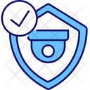Security Camera Properly Icon