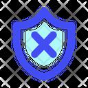 Shield Technology Digital Icon