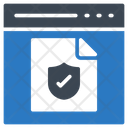 Security Certificate Icon