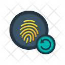 Touch Again Security Icon