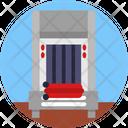 Public Transport Checker Detector Icon