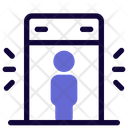 Security Check Security Airport Icon