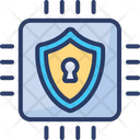Security Chip Icon