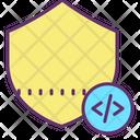 Shield Code Icon