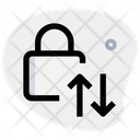 Security Data Transfer Icon