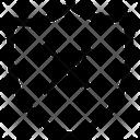 Security Denied Fail Cross Icon