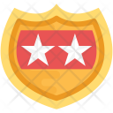 Police Badge Shield Icon