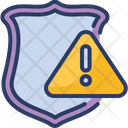 Error Warning Block Icon