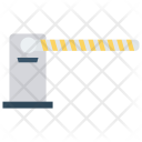 Security Gate Blocker Icon