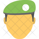 Security Guard Watchman Icon