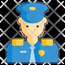 Security Guard Guardian Icon
