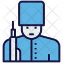 Security Guard Security Guard Icon