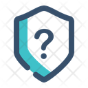 Security Help Unknown Shield Icon