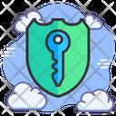 Security Key Icon