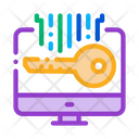 Security Key Hackathon Icon