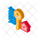 Security Key Agency Icon