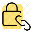 Security Link Security Shield Security Connection Icon