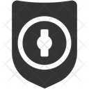 Lock Security Shield Icon