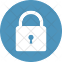 Lock Protection Safety Icon