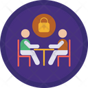 Security Lock Secure Protection Icon