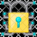 Security Lock Net Network Icon