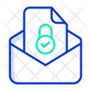 Security Mail Email Secure Mail Security Mail Icon