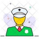 Security Man Icon