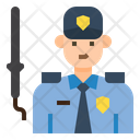 Isecurity Man Security Man Guard Icon