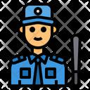 Security Man Icon