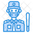 Security Man Guard Man Icon
