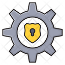 Security Protection Setting Icon