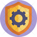 Security Management Protection Setting Icon