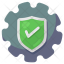 Security Setting Security Configuration Security Management Icon