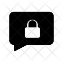 Security Message Icon