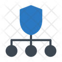 Network Security Connection Icon