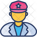 Military Detective Casino Icon