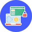 Security Online Payment Online Billing Online Payment Icon