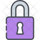 Lock Locked Padlock Icon