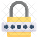 Online Shopping Security Password Lock Icon