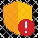 Security Alert Notice Icon