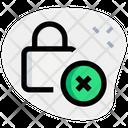 Security Remove Icon