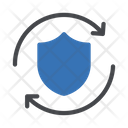 Security Rotation Security Shield Icon