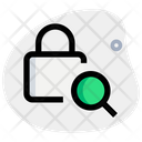 Security Searching Icon