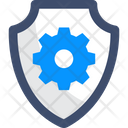 M Shield Security Setting Protection Setting Icon