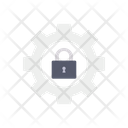 Security Setting Security Management Setting Lock Icon