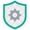 Security Setting Shield Setting Security Management Icon