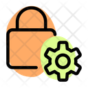 Security Setting Security Management Shield Icon