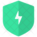 Security Settings Badge Shield Icon